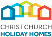 Christchurch Holiday Homes logo